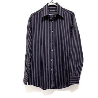ドルチェアンドガッバーナ(DOLCE&GABBANA)のドルチェアンドガッバーナ 長袖シャツ美品 (シャツ)