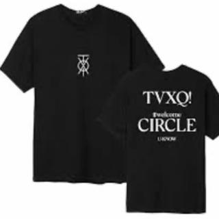 東方神起 - 東方神起 韓国公式Tシャツ ユノバージョン