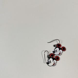 ディズニー(Disney)の【新品未使用】ミッキー ピアス(ピアス)