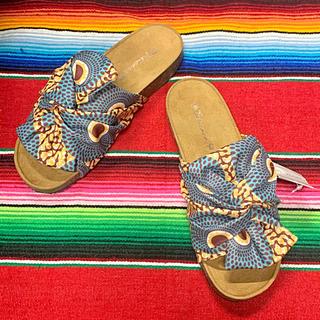 チチカカ(titicaca)の新品 TITICACA アフリカン バティク サンダル チチカカ ta(サンダル)