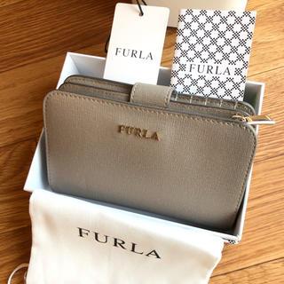 Furla - FURLA♡可愛いおさいふ♡サッビアグレー
