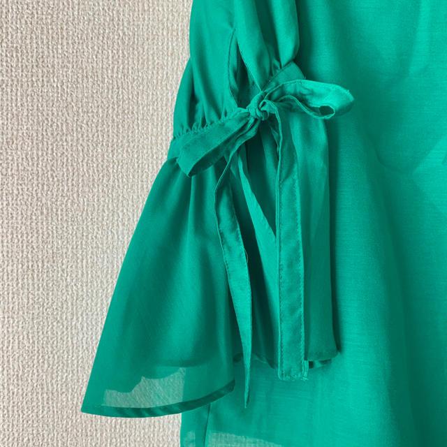 31 Sons de mode(トランテアンソンドゥモード)のトランテアン トップス レディースのトップス(シャツ/ブラウス(長袖/七分))の商品写真