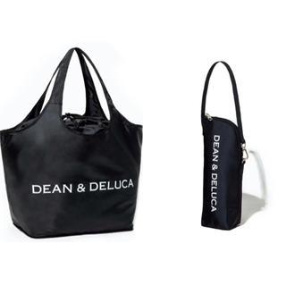 DEAN & DELUCA - DEAN&DELUCA レジカゴバッグ エコバッグ保冷ボトルケースセット