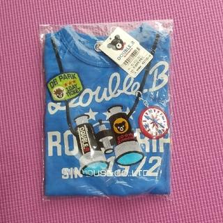 ダブルビー(DOUBLE.B)の新品★ミキハウスダブルビー Tシャツ 80(Tシャツ)