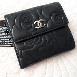 CHANEL - シャネル 折り財布 ミニ財布