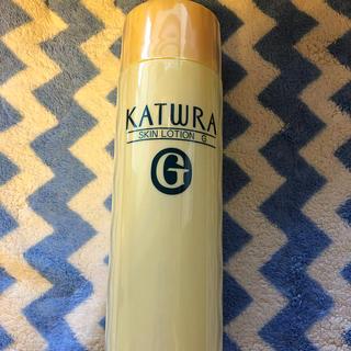 カツウラケショウヒン(KATWRA(カツウラ化粧品))のカツウラスキンローションG  さっぱりタイプ(化粧水/ローション)