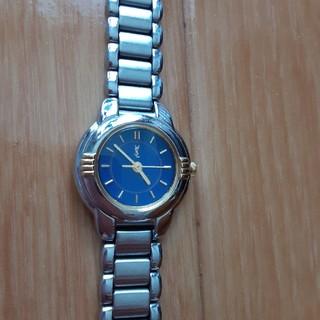 Saint Laurent - 電池交換済みレディース腕時計 サンローラン