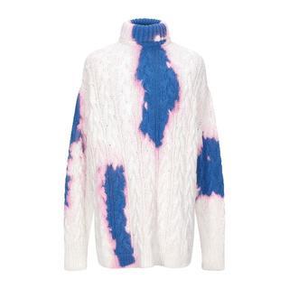 バレンシアガ(Balenciaga)の正規品 定価18万 バレンシアガ オーバーサイズニット セーター イタリア製(ニット/セーター)