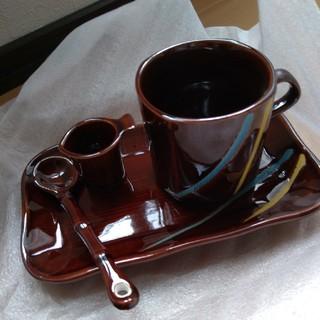 新品!コーヒーカップセット