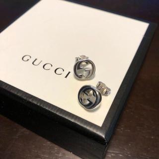 グッチ(Gucci)のGUCCI ロッキング G ピアス(ピアス)