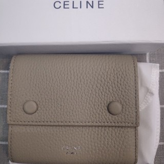 celine - 美品 Celine セリーヌ 折り財布