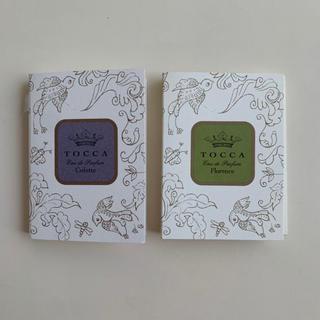 トッカ(TOCCA)の【TOCCA】香水 オールドパルファム 2種(香水(女性用))