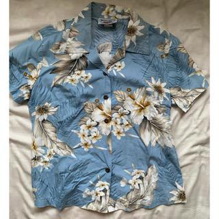 サンタモニカ(Santa Monica)のvintage アロハシャツ(シャツ/ブラウス(半袖/袖なし))