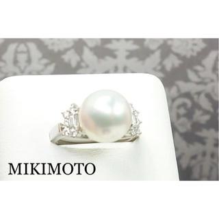 ミキモト(MIKIMOTO)のミキモト★パール★リング(リング(指輪))