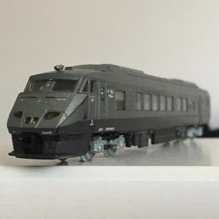 バンダイ(BANDAI)の1/150スタートレイン リレーつばめ 酷いジャンク(電車のおもちゃ/車)