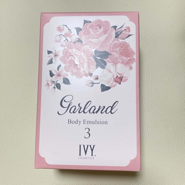 【新品未開封】残り3点 ガーランド ボディエマルジョン アイビー化粧品 コスメ/美容のボディケア(ボディローション/ミルク)の商品写真
