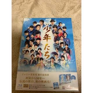 Johnny's - 映画 少年たち Blu-ray