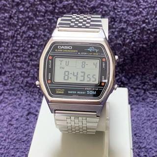 カシオ(CASIO)の★ CASIO W-36 248 カジキ 腕時計 稼動品 ビンテージ 希少 ★(腕時計(デジタル))