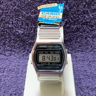 カシオ(CASIO)の★ CASIO WS-72 145 カジキ タグ付き レア ビンテージ 希少 ★(腕時計(デジタル))