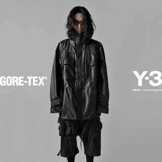 Y-3 - 新品 Y-3 Gore-Tex  Utility Hooded Jacket