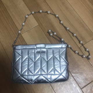 miumiu - ミウミウ チェーンバッグ