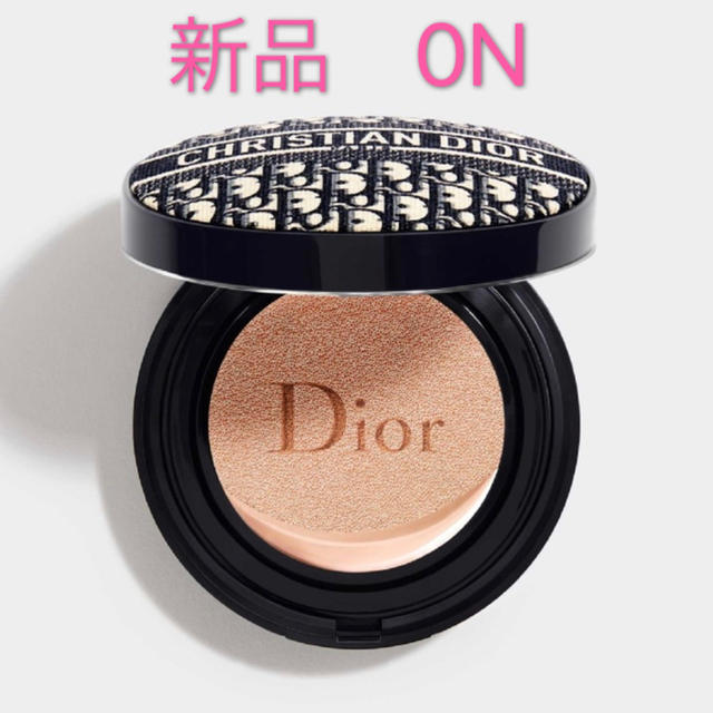 Dior(ディオール)の新品 ディオールスキン フォーエヴァー クッション 限定品 コスメ/美容のベースメイク/化粧品(ファンデーション)の商品写真