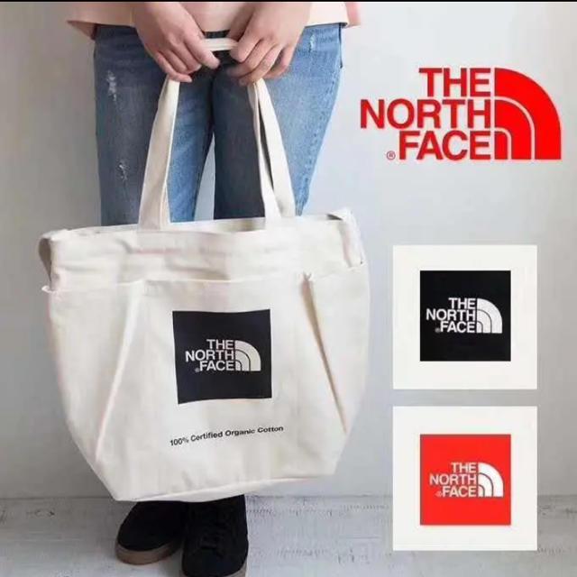 THE NORTH FACE(ザノースフェイス)のノースフェイス トートバッグ ブラック タグ付き 男女兼用 レディースのバッグ(トートバッグ)の商品写真