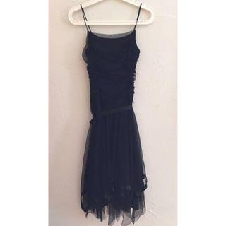 セシルマクビー(CECIL McBEE)のCECIL McBEE セシルマクビー ドレス ワンピース サイズ M(ミディアムドレス)