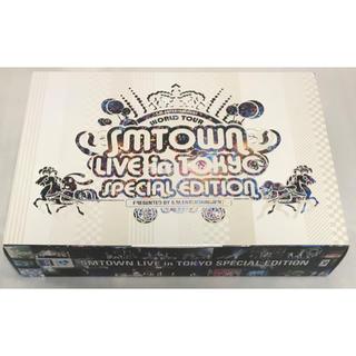 東方神起 - 新品 DVD SMTOWN LIVE TOKYO SPECIAL EDITION