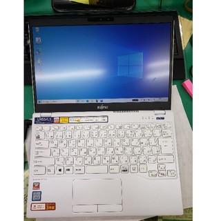 フジツウ(富士通)の富士通 LIFEBOOK UH55/C3 FMVU55C3LB おまけ(ノートPC)