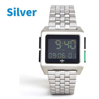 アディダス(adidas)の新品 adidas アディダス ARCHIVE_M1 腕時計(腕時計(デジタル))