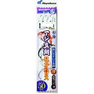 【未開封】船極 ハヤブサ ロングハリス 11号(釣り糸/ライン)