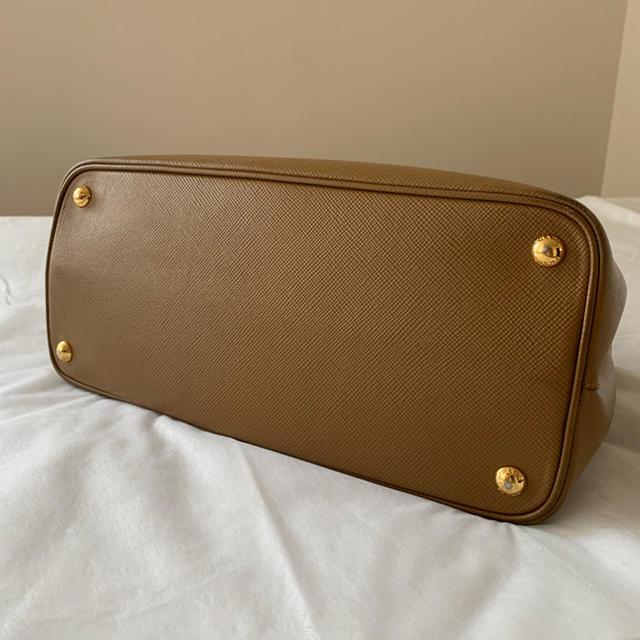 PRADA(プラダ)のPRADA(プラダ) サフィアーノ レザー 2way ハンドバッグ レディースのバッグ(ハンドバッグ)の商品写真