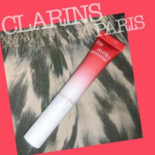 CLARINS - 【新品未使用】クラランス ミルキー ムース リップ〈リップカラー〉05 10mL