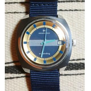 Hamilton - レア ハミルトン アンティーク腕時計 セイコー シチズン ティソ