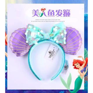 Disney - 上海Disney♡カチューシャ ♡アリエル