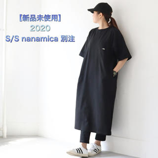 THE NORTH FACE - 【新品・未使用】THE NORTH FACE 黒 S クルーネックワンピース