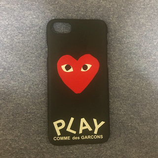 コムデギャルソン(COMME des GARCONS)のiPhone7 ケース コムデギャルソンPLAY(iPhoneケース)