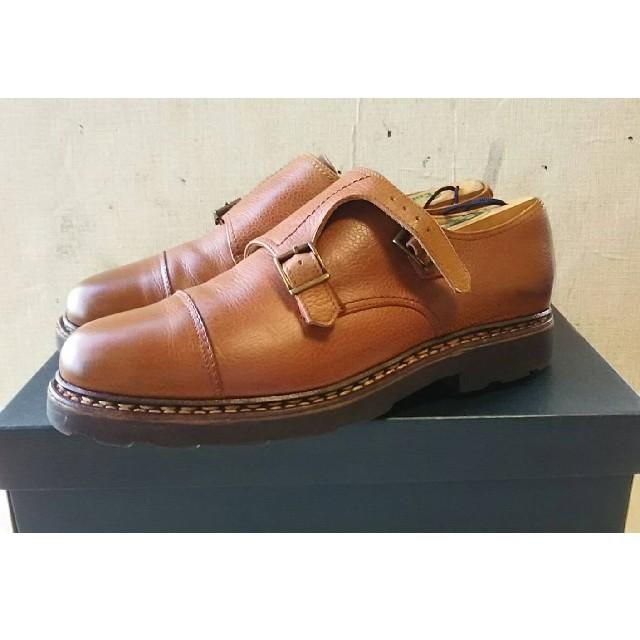 Paraboot(パラブーツ)のパラブーツ ウィリアムUK6.5(25)程度 メンズの靴/シューズ(ドレス/ビジネス)の商品写真