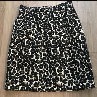 Debut de Fiore - ♡レオパードスカート♡