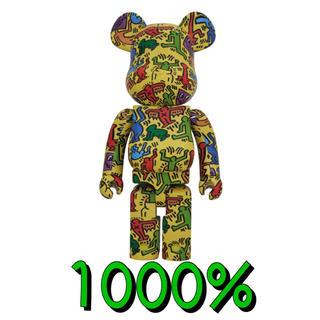 MEDICOM TOY - BE@RBRICK KEITH HARING #5 1000%