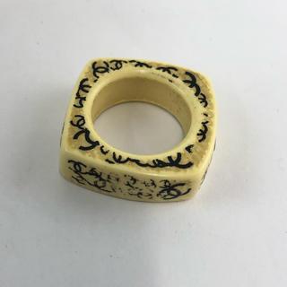シャネル(CHANEL)の☆決算セール☆ シャネル CHANEL 指輪 ココマーク 14号(リング(指輪))