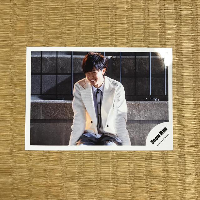 Johnny's(ジャニーズ)の阿部亮平 公式写真 エンタメ/ホビーのタレントグッズ(アイドルグッズ)の商品写真