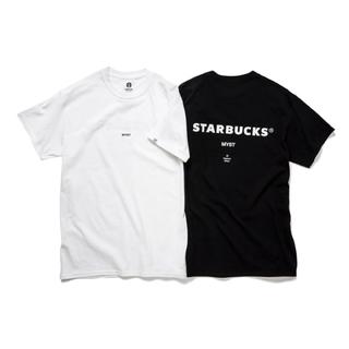スターバックスコーヒー(Starbucks Coffee)の新品 Starbucks fragment スターバックスTシャツ(Tシャツ/カットソー(半袖/袖なし))