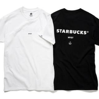 スターバックスコーヒー(Starbucks Coffee)の新品 Starbucks fragment スターバックス Tシャツ(Tシャツ/カットソー(半袖/袖なし))