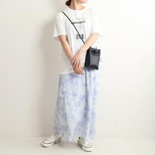 IENA SLOBE - 新品✨定価16500円 IENA 今季♡涼しげなプリントスカート大特価‼️