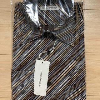 ドルチェアンドガッバーナ(DOLCE&GABBANA)のドルガバ長袖ワイシャツ(シャツ)