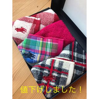 Ralph Lauren - ラルフローレン ハンカチセット【新品】