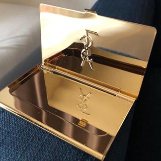 イヴサンローランボーテ(Yves Saint Laurent Beaute)の【イヴサンローラン】カードケース(名刺入れ/定期入れ)