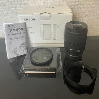 タムロン(TAMRON)のTAMRON 17-28 F2.8(レンズ(ズーム))
